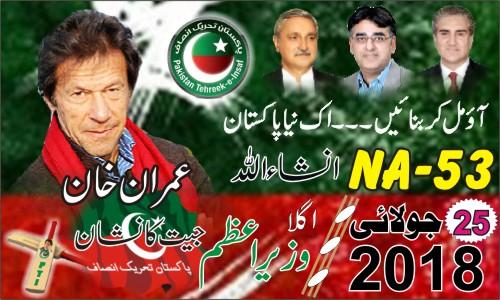 PTI Panaflex Printing In Islamabad